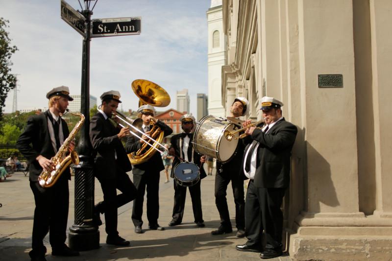 Brass band by Chris Granger187
